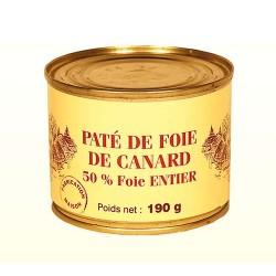 Pâté de Foie Gras de Canard Entier