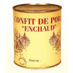 """Confit de Porc """"Enchaud"""""""