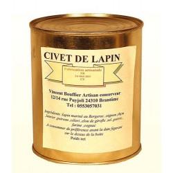 Civet de Lapin