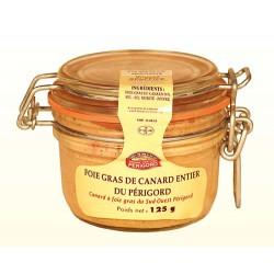 Foie Gras de Canard Entier - bocal - IGP Périgord