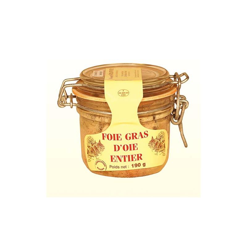 Foie Gras d'Oie Entier - IGP Périgord