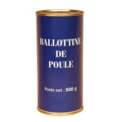 Ballotine de Poule