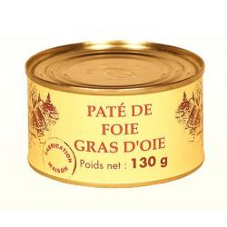 Pâté de Foie Gras d'Oie