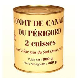 Cuisses de Canard Confites - IGP Périgord