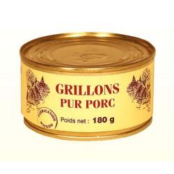 Grillons de Porc
