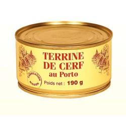 Terrine de Cerf au Porto