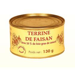 Terrine de Faisan