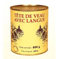 Tête de Veau avec Langue