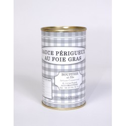 Sauce Périgueux au Foie Gras