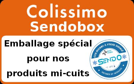Livraison Sendobox